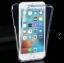 เคสไอโฟน 6Plus/6sPlus (เคสนิ่มประกบ) ป้องกัน 360 องศา สีชมพูใส thumbnail 30