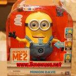 Despicable Me 2 9-inch Talking Figure - Dave Talk Back**ขายดี Sold 100***