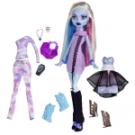 Monster High Doll with Fashion Outfit - Abbey Bominable