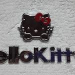 โลโก้ คิตตี้ Hello Kitty ติดรถยนต์