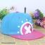 หมวกสแนปแบคช็อปเปอร์ (ฟ้า-ชมพู) thumbnail 3