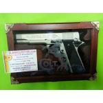 Umarex Colt 1911A1 Nickel Blank gun (Limited Edition) พร้อมกล่องไม้