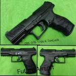 Umarex Walther PPQ M2 cal.9mm.PAK Blank Gun