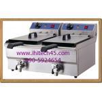 เตาทอดไฟฟ้า 10 ลิตร 2 ช่อง รุ่น FR10-2