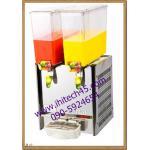 เครื่องกดน้ำหวาน เครื่องจ่ายน้ำหวาน รุ่น 9 ลิตร 2 ช่อง Juice Dispenser