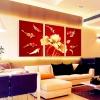 ภาพปลาคราฟพื้นแดงแนวนอน Art-me