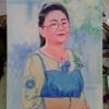ภาพสี Acrylic
