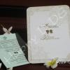 SC29-0222 การ์ดแต่งงานแบบสอด