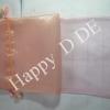 TSB-AN8145 ขนาด 8x14.5 นิ้ว(20.3x36.8 cm) ถุงผ้าแก้ว ถุงผ้าไหมแก้ว (มีหลายสี )