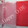 TSB-AN1016 ขนาด 10x16 นิ้ว(25.4x40.6 cm) ถุงผ้าแก้ว ถุงผ้าไหมแก้ว (มีหลายสี )