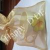 ตัวอย่างถุงผ้าไหมแก้ว ถุงผ้าไหมแก้วใส่ของชำร่วย#3