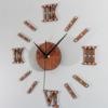 นาฬิกาไดคัท อะคริลิค gear14