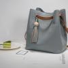 กระเป๋าหนังสีพาสเทลสวยๆ พร้อมซับใน ทนทานอยู่คู่ไปอีกนาน