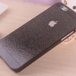 เคสไอโฟน 6 เคสไอโฟน Hard Case กากเพชรสีดำ