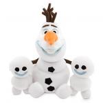 Olaf and Snowgies Plush Bundle - Mini Bean Bag - 8''