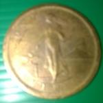 เหรียญสหรัฐอเมริกา 1 เปโซ ใช้ในฟิลิปปินส์ ปี 1903 ตัวหนังสือบาง หายาก