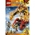 LEGO Legends of Chima Laval's Fire Lion (70144) # NEW #