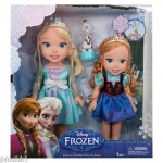 Disney Frozen Toddler 2 Pack with Olaf