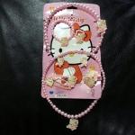 Hello Kitty Accecssory Set ชุดตกแต่งสำหรับสาวน้อย