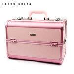 Cerro Qreen Pink กระเป๋าใส่เครื่องสำอางค์