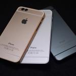 เคสไอโฟน 6 เคสไอโฟนอลูมิเนียมสีทอง
