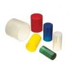 ที่ปิดหลอดทดลอง แบบ Autoclave ได้ Disposable Culture Tube Caps, Autoclavable PP(biocap)