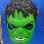 Marvel The Avengers Hulk Hero Mask