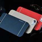 เคสไอโฟน 6 เคสไอโฟน Hard Case กรอบอลูมิเนียมสีน้ำเงิน