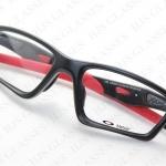 Oakley Crosslink Sweep กรอบแว่นสีดำด้าน