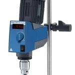 เครื่องกวนผสมสารเคมี mechanical overhead stirrer , RW20 Digital
