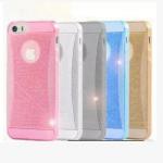 เคสไอโฟน 6 เคสไอโฟน TPU Case สีฟ้า