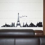 สติ๊กเกอร์ เมืองปารีส a14