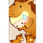 เคสไอโฟน 5/5s/SE (TPU Case) เคสไอโฟน 12 ราศี ปีมะเมีย