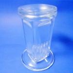 โถย้อมสไลด์ staining jar