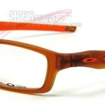Oakley Crosslink กรอบแว่นสีน้ำตาล