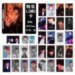 รูป LOMO EXO CHANYEOL 30 รูป