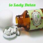 ผลิตภัณฑ์สมุนไพรล้างสารพิษ กระชับสัดส่วน   IO Lady  Detox