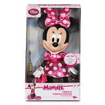 Minnie Mouse Talking Fashion Figure - 13''