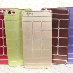 เคสไอโฟน 6 เคสไอโฟน Hard Case กรอบอลูมิเนียมสีทอง