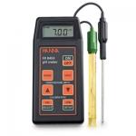 เครื่องวัด pH แบบภาคสนาม (Portable pH/ORP Meter)