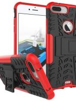 เคสไอโฟน 7 (Silicone Case) Strong Case Red Color
