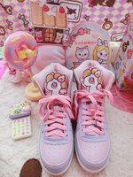 Preorder รองเท้าผ้าใบ Swimmer Shoe Harajuku Fashion