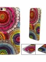 เคสไอโฟน 6/6s (็Hard Back Case Cover Glossy Patterned Tough)