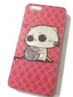 เคสไอโฟน 5C (Hard Case) แมวเหมียวน่ารัก