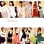 Hot promotion ลดยกเซท เดรสเกาหลี temperament ต้อนรับช่วง summer