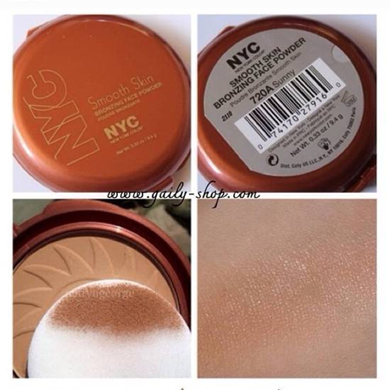 how to use bronzer on brown skin