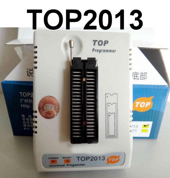 TOP2013 USB Universal Programmer BIOS EPROM Flash MCU/MPU PIC STC AT SST  93/24C/25/