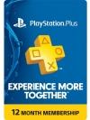 PSN Plus US 12 month ( PlayStation Plus US 12 month )