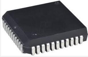 AT89S52-24JC (PLCC44) 8-Bit MCS-51 MCU ISP Flas 8KBytes, 256 Bytes RAM 24MHz