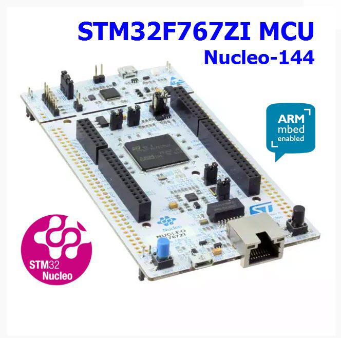 STM32F767ZI STM32 Nucleo-144 development board